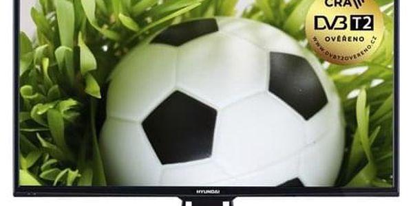 Televize Hyundai FLP 40T111 černá