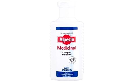 Alpecin Medicinal Shampoo Concentrate Anti-Dandruff 200 ml šampon proti lupům unisex