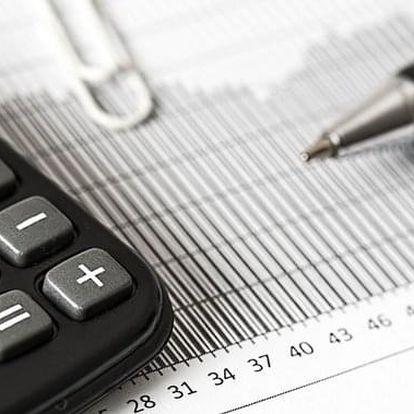 Účetnictví pro úplné začátečníky - dálkový kurz se závěrečným testem