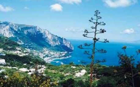 Itálie - Neapol, Pompeje, Capri a Řím - 10 dní s dopravou, ubytováním a polopenzí
