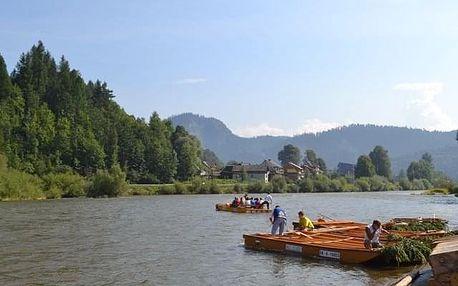 Perly Tater a severního Slovenska - 7 dní s dopravou, ubytováním a polopenzí