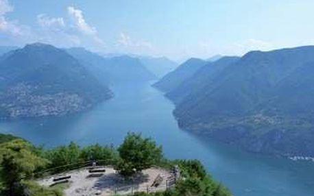 Jezerní a horské perly Itálie a Švýcarska - 6 dní s dopravou, ubytováním a snídaní