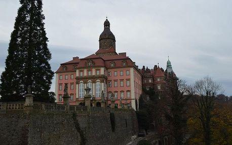 Polsko - Tajemná minulost a krásy Dolního Slezka - 4 dny s dopravou, ubytováním a snídaní