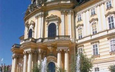 Vídeň a okolí trochu jinak - 3 dny s dopravou, ubytováním a snídaní