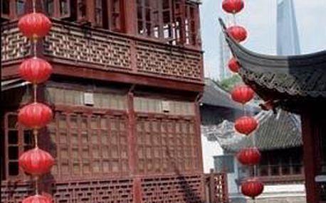 To nejlepší z Číny - 13 dní s dopravou, ubytováním a plnou penzí