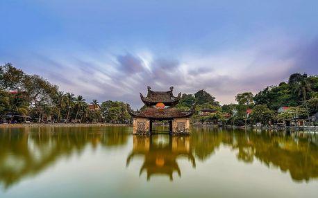Vietnam od severu k jihu - 15 dní s dopravou, ubytováním a plnou penzí