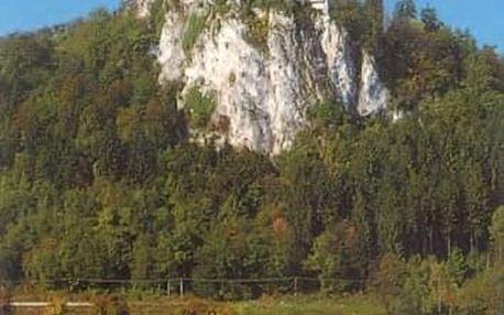 Slovinsko - jezera, hory a moře - 7 dní s dopravou, ubytováním a polopenzí