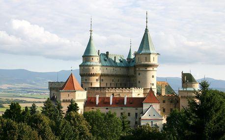 Národní parky Slovenska a termální lázně - 6 dní s dopravou, ubytováním a polopenzí