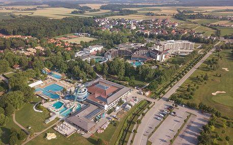 Slovinsko Moravské Toplice - lázně s černou vodou - 5 dní s dopravou, ubytováním a polopenzí