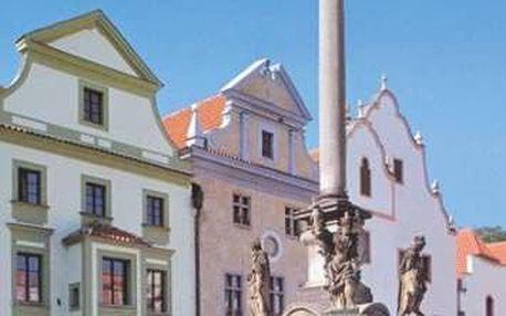 To nejkrásnější z jižních Čech - 6 dní s dopravou, ubytováním a polopenzí