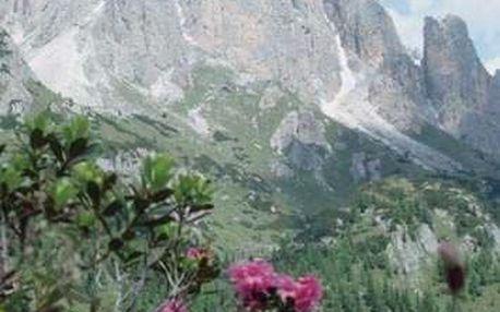 To nejlepší z Dolomit - 6 dní s dopravou, ubytováním a polopenzí