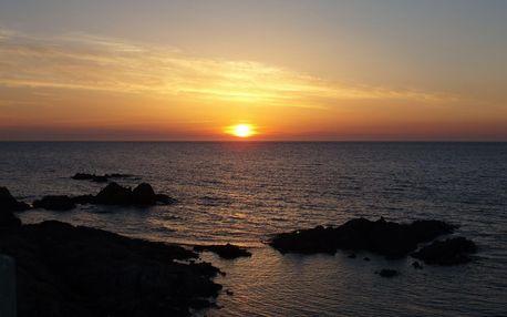 Smaragdová Sardinie - 10 dní poznání a koupání s dopravu a ubytováním