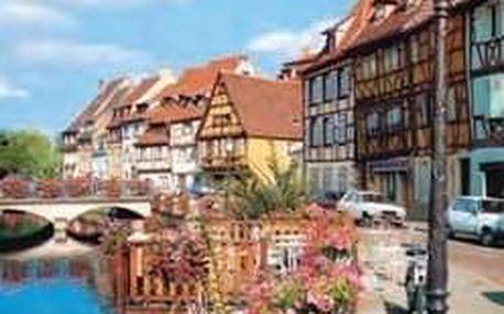 Francie - kouzlo Alsaska - kraj vína a kouzlo chryzantém - 5 dní s dopravou, ubytováním a snídaní
