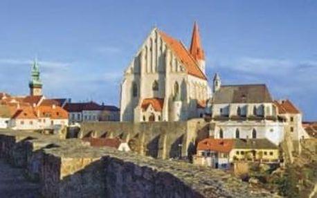 Kouzelná jižní Morava s návštěvou Rakouska - 6 dní s dopravou, ubytováním a polopenzí
