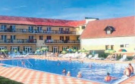 Slovensko Hokovce - Dudince Hotel Park na 6 nocí / 7 dní s polopenzí