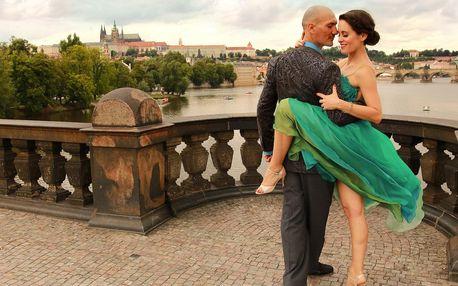 Argentinské tango pro začátečníky v Tangonexion