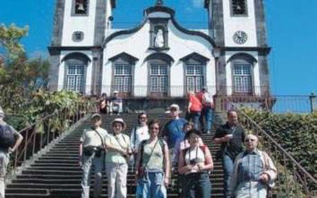 Madeira - květinový ostrov - 11 dní s ubytováním, dopravou a snídaní