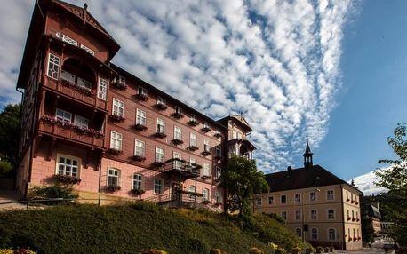 Janské Lázně - Hotel Terra - Superior - 4 dny / 3 noci s polopenzí