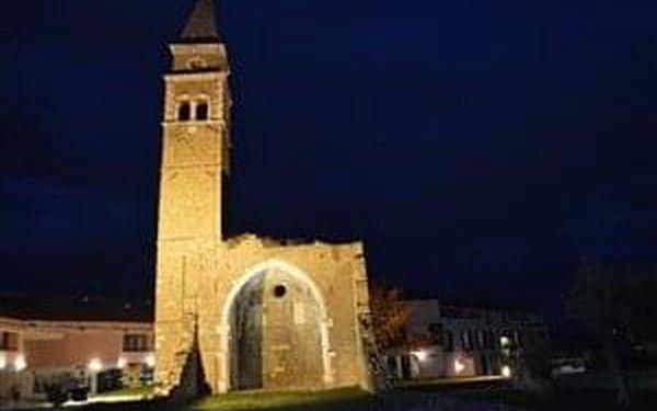 Kouzlo Slovinska a Italského přímoří - 6 dní s dopravou, ubytováním a polopenzí4