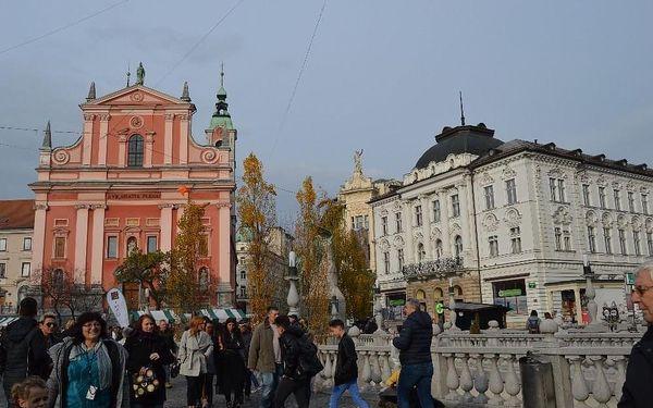 Kouzlo Slovinska a Italského přímoří - 6 dní s dopravou, ubytováním a polopenzí5