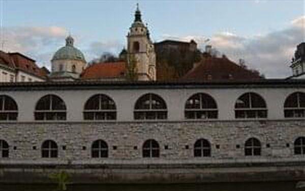 Slovinsko – jezera, hory, moře, Pobřeží a kras, autobusem, polopenze3