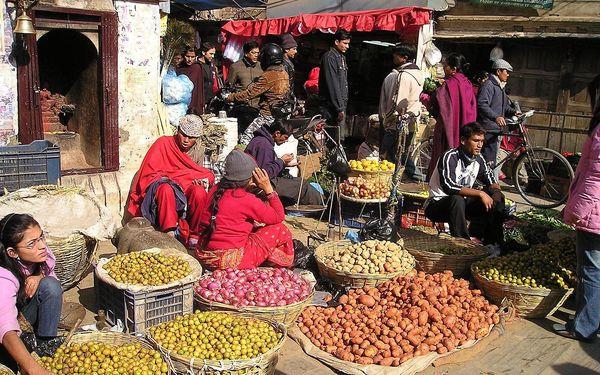Nezapomenutelný Nepál - Kathmandu - 9 dní, letecky s ubytováním a snídaní3