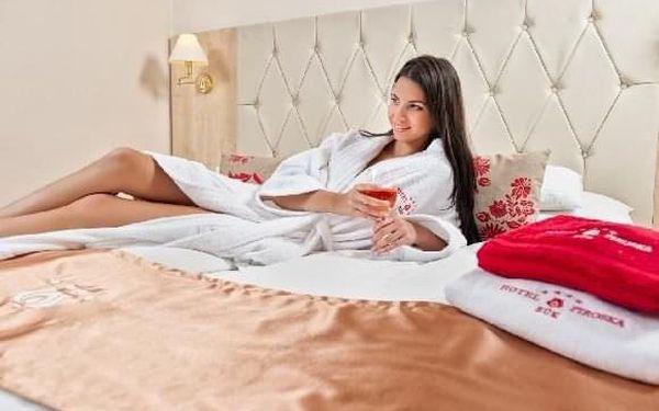 Západní Maďarsko - Bük- Hotel Piroska - 8 dní / 7 nocí s polopenzí4