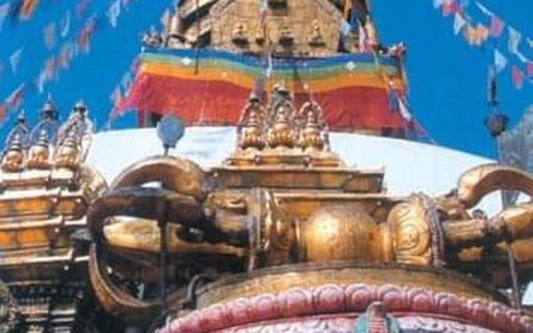 Nezapomenutelný Nepál - Kathmandu - 9 dní, letecky s ubytováním a snídaní4
