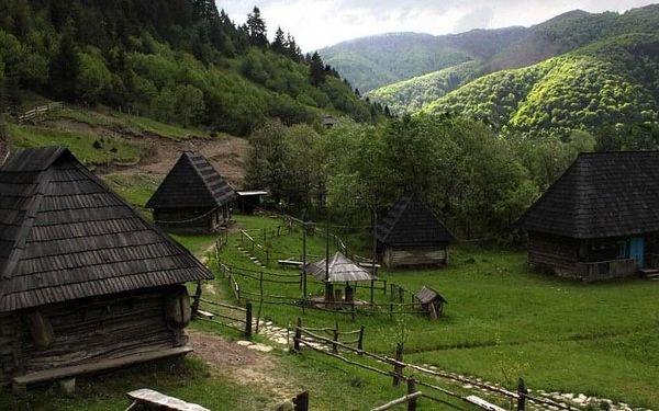 Krakov, Lvov a Podkarpatská Rus - 9 dní s dopravou, ubytováním a snídaní4