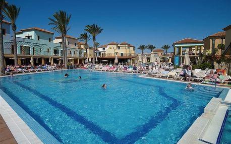 Kanárské ostrovy - Fuerteventura na 8 dní, all inclusive nebo bez stravy s dopravou letecky z Prahy, 600 m od pláže
