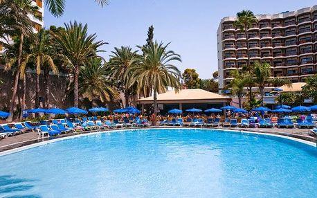 Kanárské ostrovy - Gran Canaria na 8 až 9 dní, all inclusive nebo polopenze s dopravou letecky z Prahy, 2 km od pláže