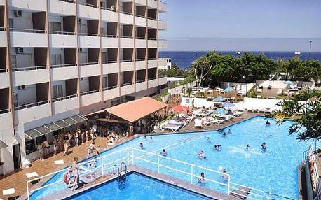 Kanárské ostrovy - Tenerife na 8 dní, all inclusive s dopravou letecky z Prahy, 300 m od pláže