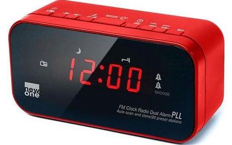 NEW ONE CR120R červený