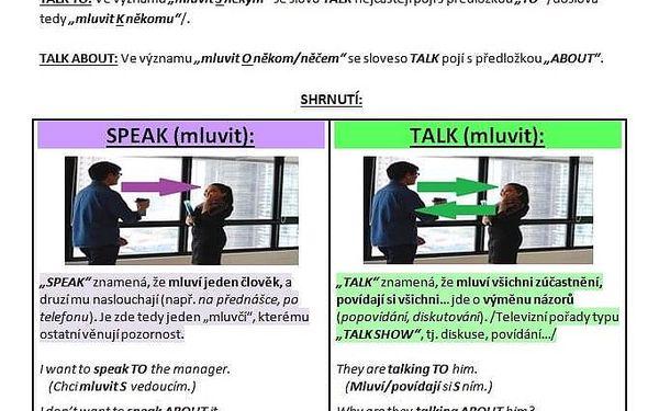 Angličtina Jasně - online jazykové kurzy