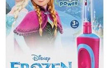 Zubní kartáček Oral-B Vitality Kids Frozen + penál