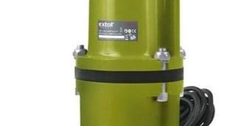 Hlubinné čerpadlo EXTOL Craft 414170 zelené