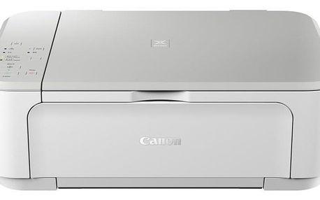 Tiskárna multifunkční Canon MG3650 (0515C026) bílá