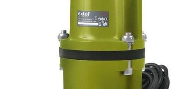 Hlubinné čerpadlo EXTOL Craft 414170 zelené2