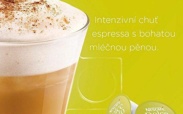 Kapsle pro espressa NESCAFÉ Dolce Gusto® Cappuccino kávové kapsle 16 ks4