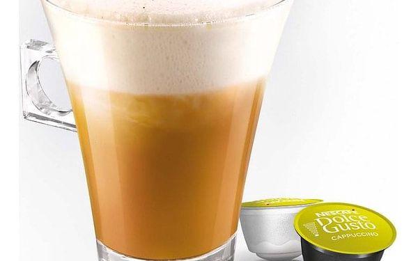 Kapsle pro espressa NESCAFÉ Dolce Gusto® Cappuccino kávové kapsle 16 ks5