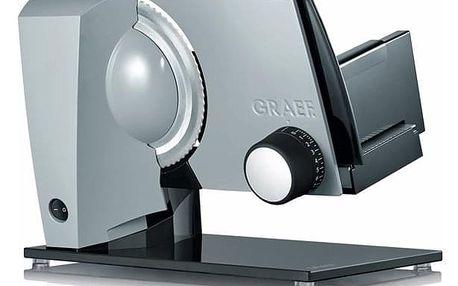 Kráječ GRAEF SKS 12100 šedý
