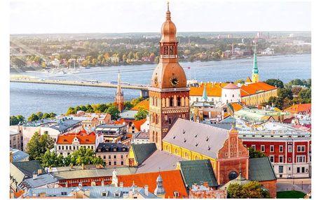 Za poznáním krásy Pobaltí: Estonsko, Litva a Petrohrad