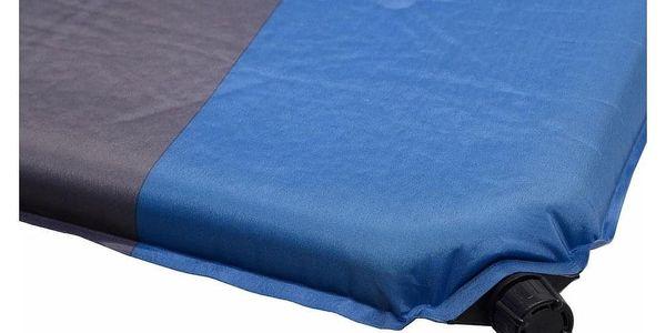 Cattara Samonafukovací karimatka modrá, 195 x 60 x 5 cm3