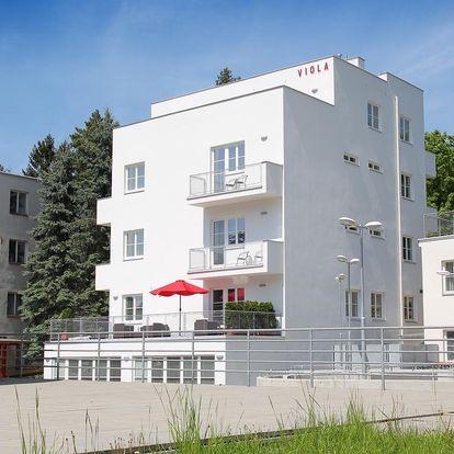 Lázně Luhačovice: Hotel Vila Viola