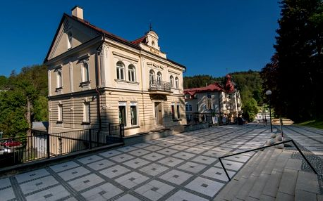 Lázně Luhačovice: Penzion Slavia