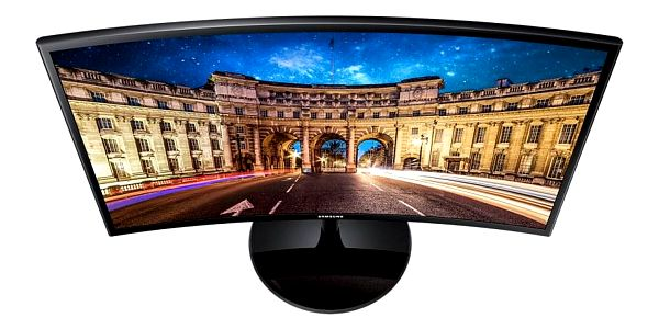 Monitor Samsung C24F390FHUX/EN (LC24F390FHUX/EN) černý3