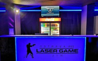 Laser Game Ostrava Jih