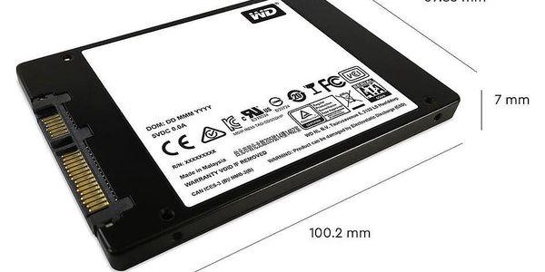 SSD Western Digital 3D NAND 250GB (WDS250G2B0A)2