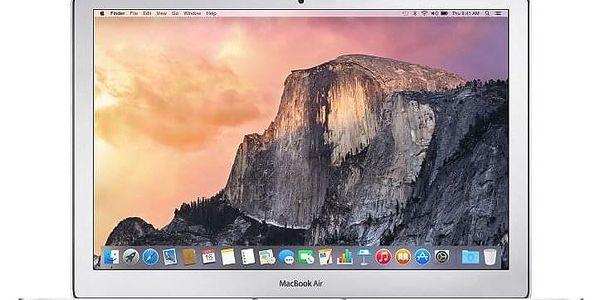 Notebook Apple 13 128 GB SK verze - silver (MQD32SL/A)2