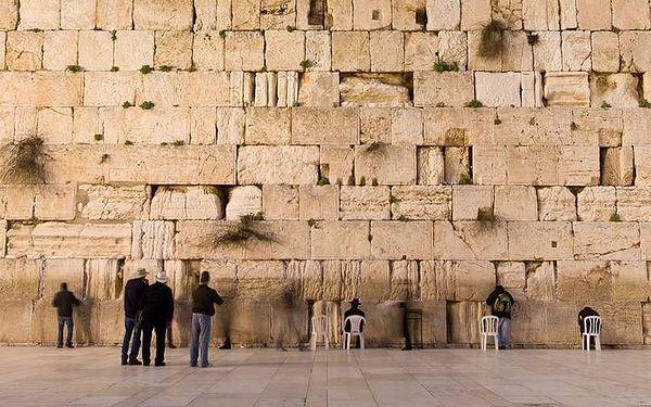 Víkend v Izraeli - Shalom Israel, Izrael, letecky, polopenze (7.4.2019 - 10.4.2019)3